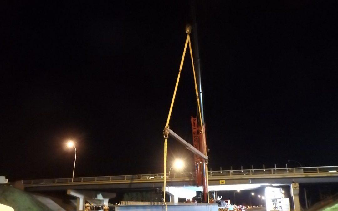 Alberta High Load Collision/Damage Repairs