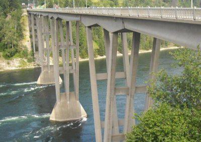 Kinnaird Bridge Utilities Work