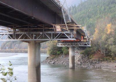 Kasiks River Bridge Expansion