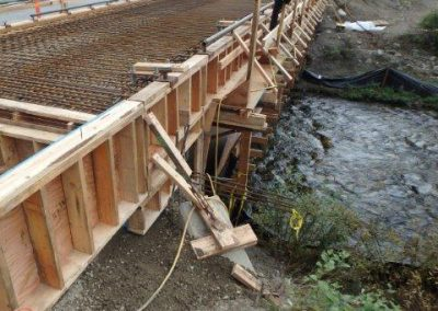 Partridge Creek Bridge Deck Replacement