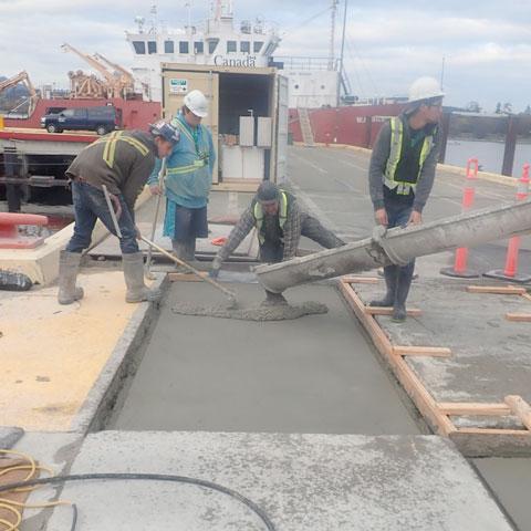 Patricia Bay Wharf Refurbishment