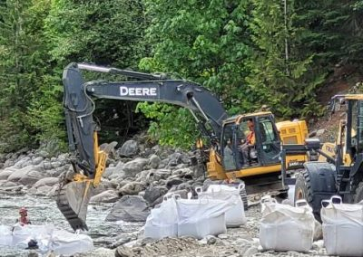 Jessica Bridge No. 02724-Deck Renewal and Erosion Works and Carolin Bridge No. 02767-Erosion Protection Works